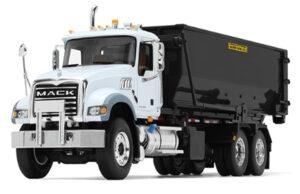 Roll-Off Dumpster Rental Truck